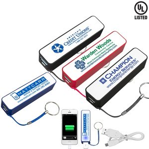 custom promotional usb power banks